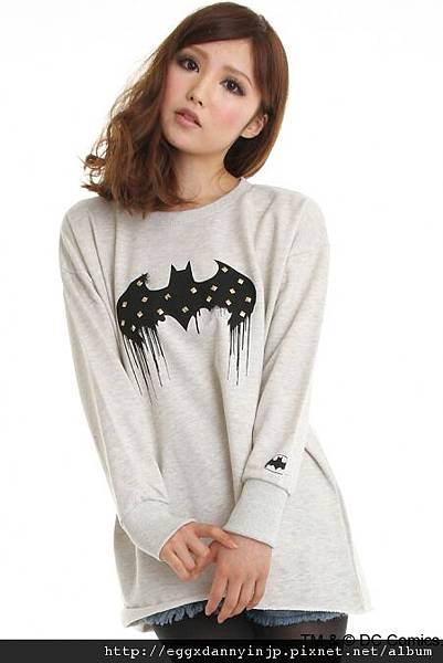 VIVI雜誌 3月號刊載jouetie 蝙蝠俠裹毛上衣[日本大阪在地代買、代購、代標-Egg X Danny in jp]