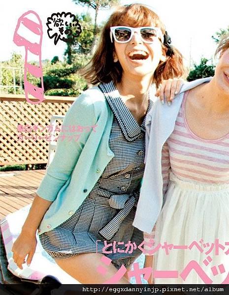 2012春裝~VIVI雜誌款dazzlin格紋連身短褲[日本大阪在地代買、代購、代標-Egg X Danny in jp]