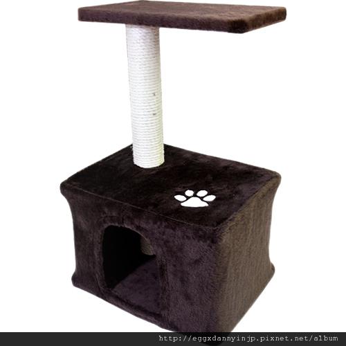寵物用品~PuChiko 貓咪跳台+小房間-日本大阪在地代買、代購、代標-Egg X Danny in jp