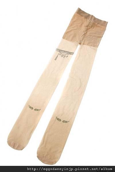 叁月連線 no.34[2012春裝 MURUA仿刺青絲襪]=日本大阪在地代買、代購、代標-Egg X Danny in jp