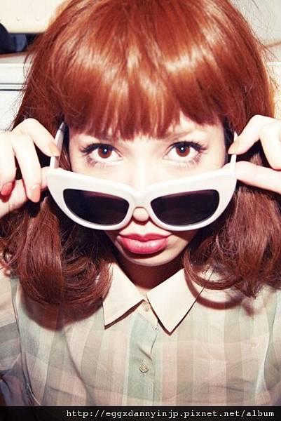 叁月連線 no.36[VIVI四月號刊載~rosebullet貓眼太陽眼鏡]=日本大阪在地代買、代購、代標-Egg X Danny in jp