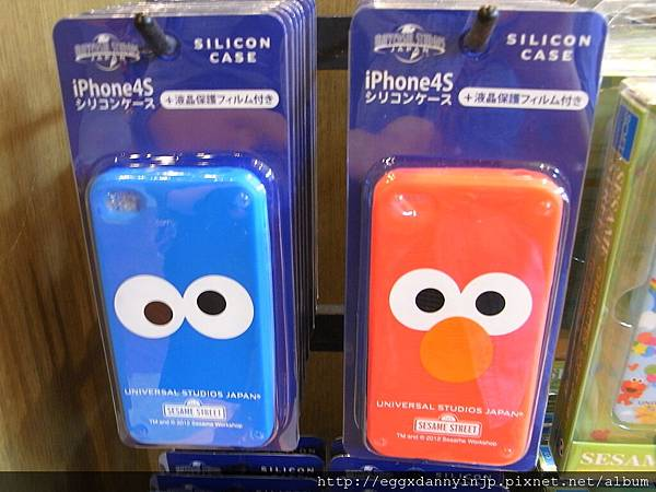 iphone殼-a ELMO cookie monster 790元