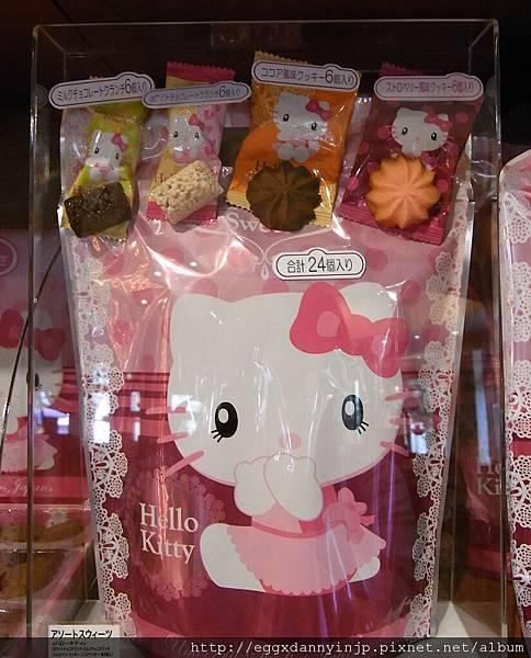 kitty綜和餅乾 690元