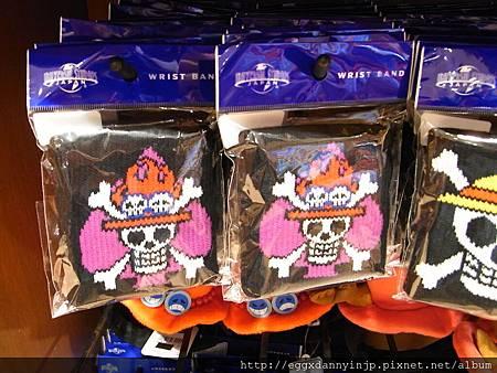 海賊王護腕-a 320元
