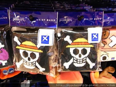 海賊王標誌護腕-b 320元