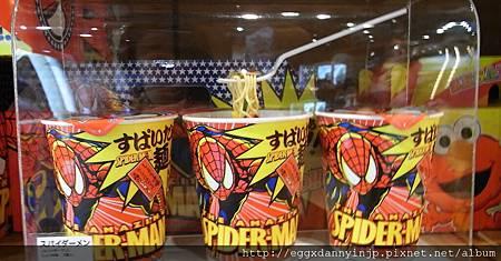 蜘蛛人泡麵660元