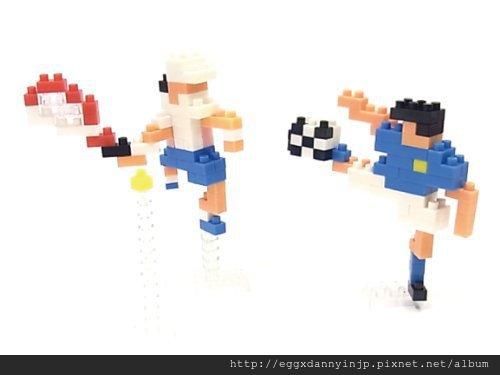 nano block小積木-球類系列