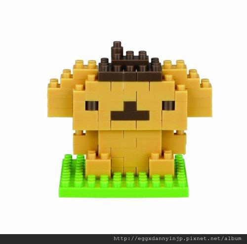 nano block小積木-布丁狗