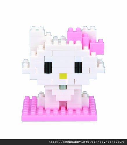nano block小積木-Charmmy Kitty