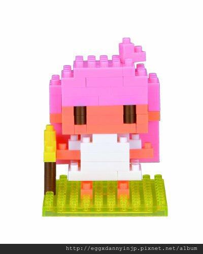 nano block小積木-雙子星 女