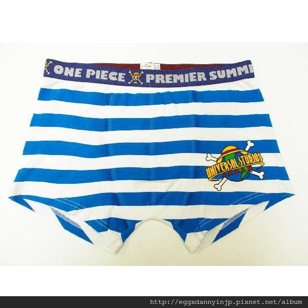 One Pieces航海王女生四角褲 M/L