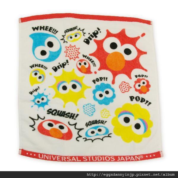 芝麻街手巾