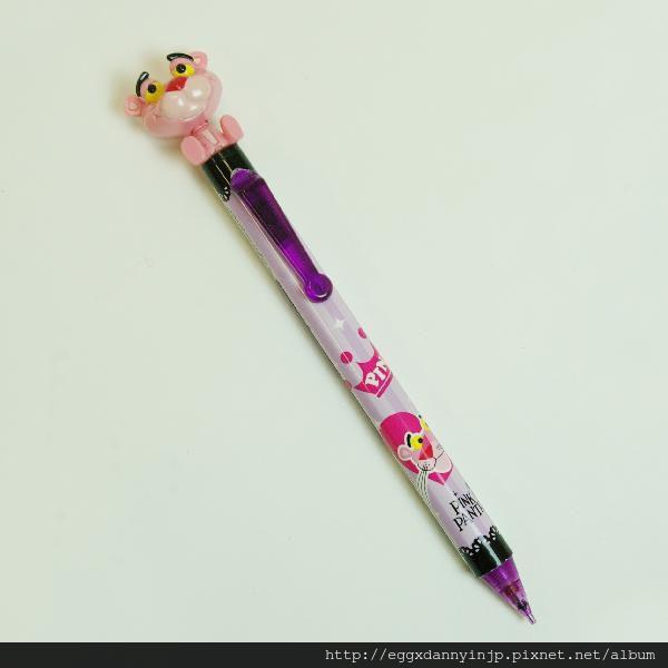 頑皮豹造型自動鉛筆