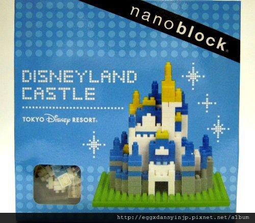 51C4nano block小積木-東京迪士尼Disney限定商品hFX9boL