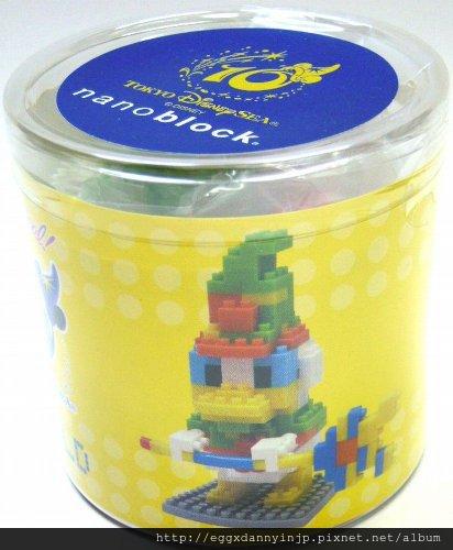 51i4KbNmkFLnano block小積木-東京迪士尼Disney限定商品
