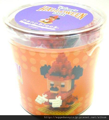 51n7Mnano block小積木-東京迪士尼Disney限定商品F2h3LL