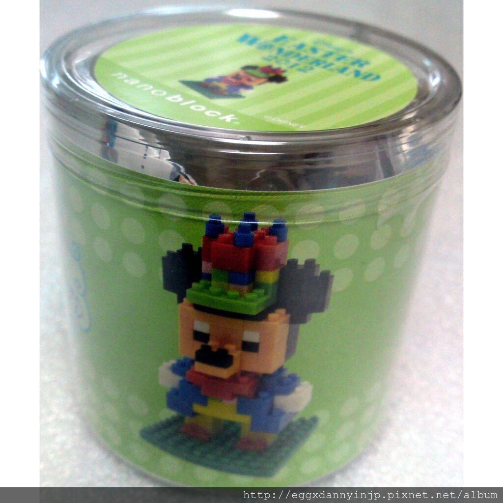 91bNyVRqdDL._nano block小積木-東京迪士尼Disney限定商品AA1500_