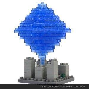 nano block小積木-新世紀福音戰士EVA