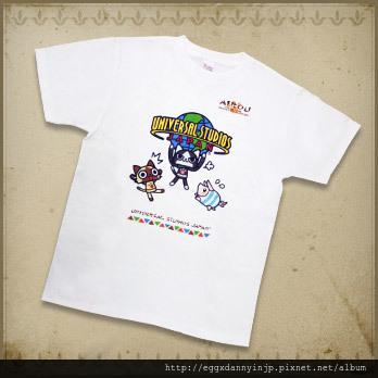ユニセックスTシャツ3000-2