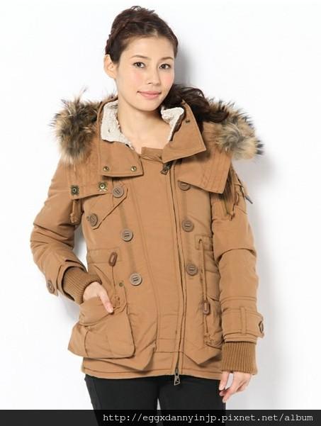 日本2012年 Spiral Girl N3B短版長版軍外套上市!SPG N3B開始代買!代購! 1