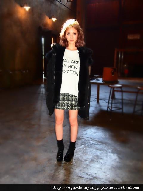日本2012年日本妹超愛 EMODA 4way 澎澎 N3B長版軍大衣軍外套上市 開始代買 代購 2