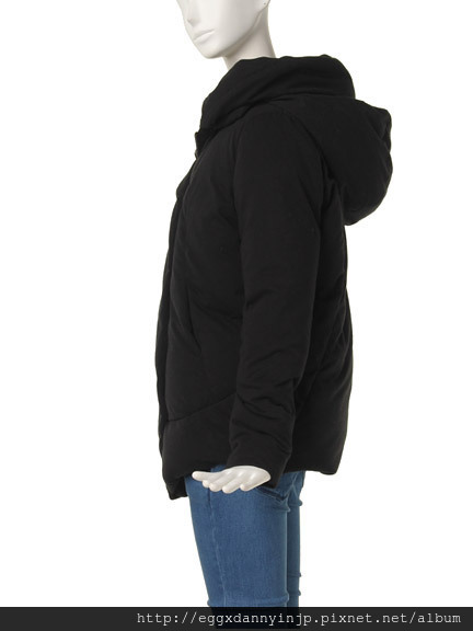 EMODA 10月預約商品 受不了毫無變化的羽絨外套了嗎?EMOD推出特殊剪裁羽絨外套!! 3