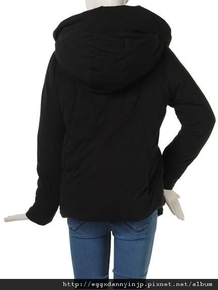 EMODA 10月預約商品 受不了毫無變化的羽絨外套了嗎?EMOD推出特殊剪裁羽絨外套!! 2