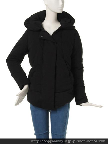 EMODA 10月預約商品 受不了毫無變化的羽絨外套了嗎?EMOD推出特殊剪裁羽絨外套!! 4