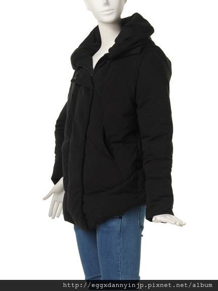 EMODA 10月預約商品 受不了毫無變化的羽絨外套了嗎?EMOD推出特殊剪裁羽絨外套!! 5
