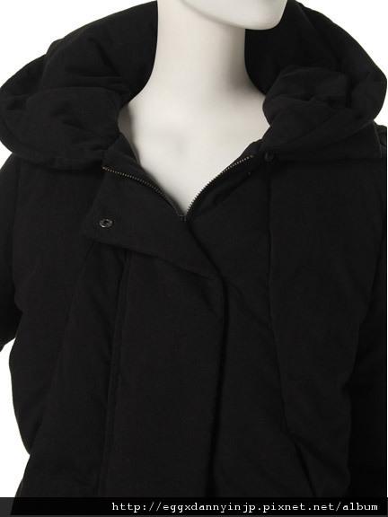EMODA 10月預約商品 受不了毫無變化的羽絨外套了嗎?EMOD推出特殊剪裁羽絨外套!! 6
