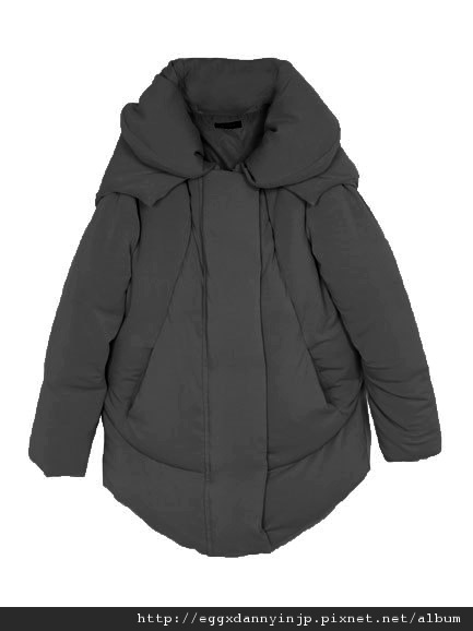 EMODA 10月預約商品 受不了毫無變化的羽絨外套了嗎?EMOD推出特殊剪裁羽絨外套!! 12