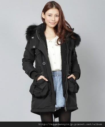 日本2012年 Spiral Girl N3B短版長版軍外套上市!SPG N3B開始代買!代購! 6