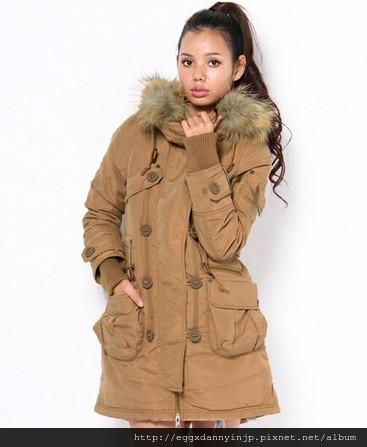 日本2012年 Spiral Girl N3B短版長版軍外套上市!SPG N3B開始代買!代購! 8