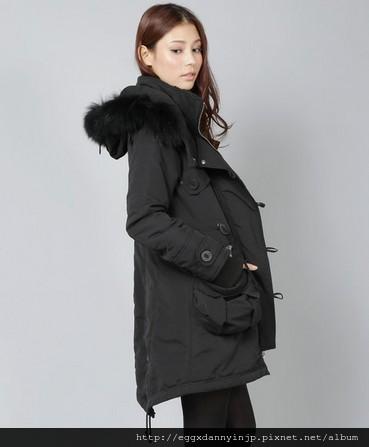日本2012年 Spiral Girl N3B短版長版軍外套上市!SPG N3B開始代買!代購! 9