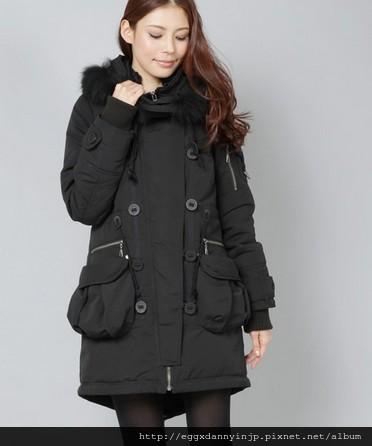日本2012年 Spiral Girl N3B短版長版軍外套上市!SPG N3B開始代買!代購! 10