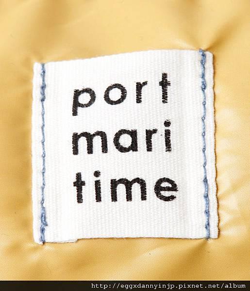日本Port maritime 舒服抱枕樣 肩背2用包(芥末黃 紫 摩卡 3色) 6