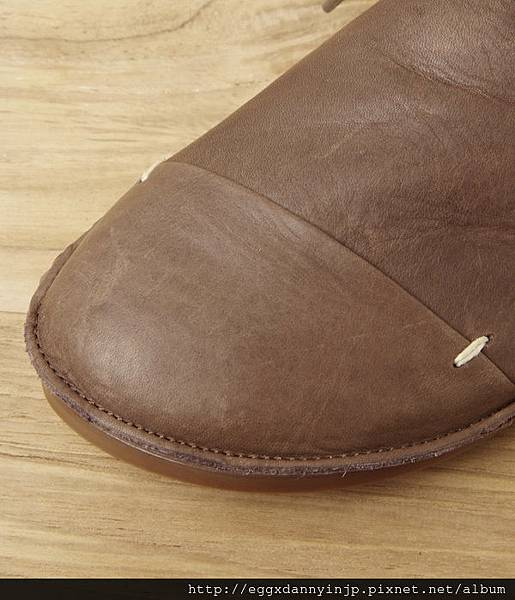日本 D'knot 真牛皮綁帶便鞋 日本製【Liniere雜誌11月号掲載商品】 4