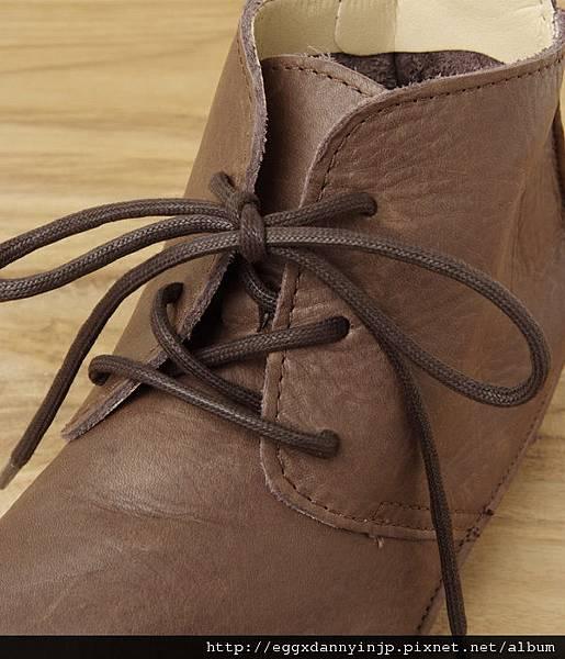日本 D'knot 真牛皮綁帶便鞋 日本製【Liniere雜誌11月号掲載商品】 5