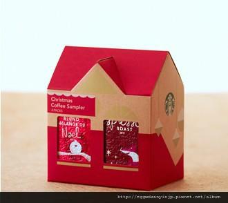 日本代購 - 2012年日本星巴客聖誕節限定商品全系列介紹代買 22