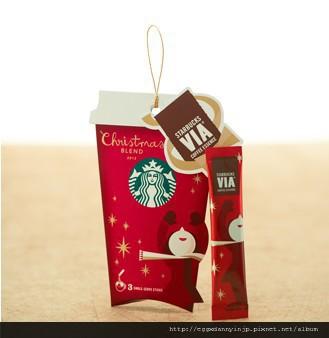 日本代購 - 2012年日本星巴客聖誕節限定商品全系列介紹代買 24