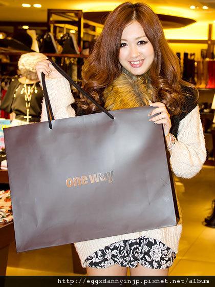2013『one way』10500円福袋 eggxdannyinjp 日本代購