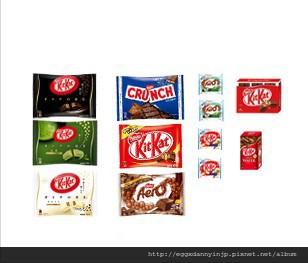【2013日本新年福袋介紹特集-2】nestle 2013年日本雀巢限定超大餅乾糖果福箱 - 日本代購代買 2