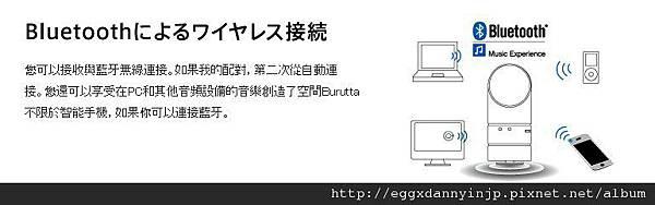 日本代購電器 - 聽說很夯的 Burutta Bluetooth Vibration Speaker(藍芽共振喇叭) CAV Japan BuruTta 4