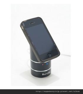 日本代購電器 - 聽說很夯的 Burutta Bluetooth Vibration Speaker(藍芽共振喇叭) CAV Japan BuruTta 8