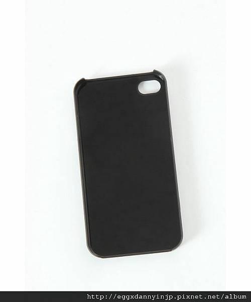 日本代購 lowrys farm Iphone4 4s  鑲金字母夢幻手機外殼 6