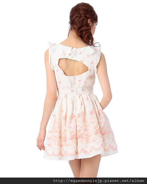 Liz Lisa2013春季浪漫無袖蕾絲洋裝3