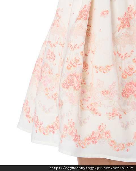 Liz Lisa2013春季浪漫無袖蕾絲洋裝8