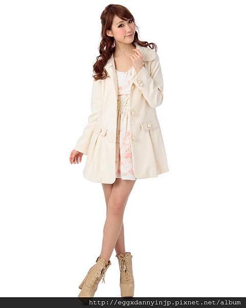 Liz Lisa2013春季浪漫無袖蕾絲洋裝9