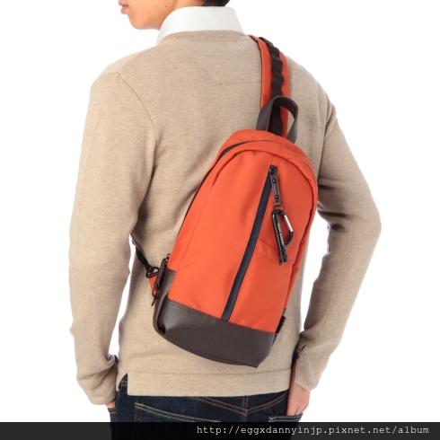 TAKEO KIKUCHI 學院風 CORDURA新款單肩後背包 14