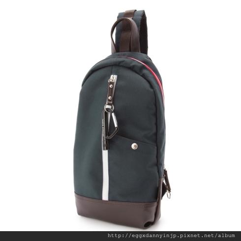 TAKEO KIKUCHI 學院風 CORDURA新款單肩後背包 4